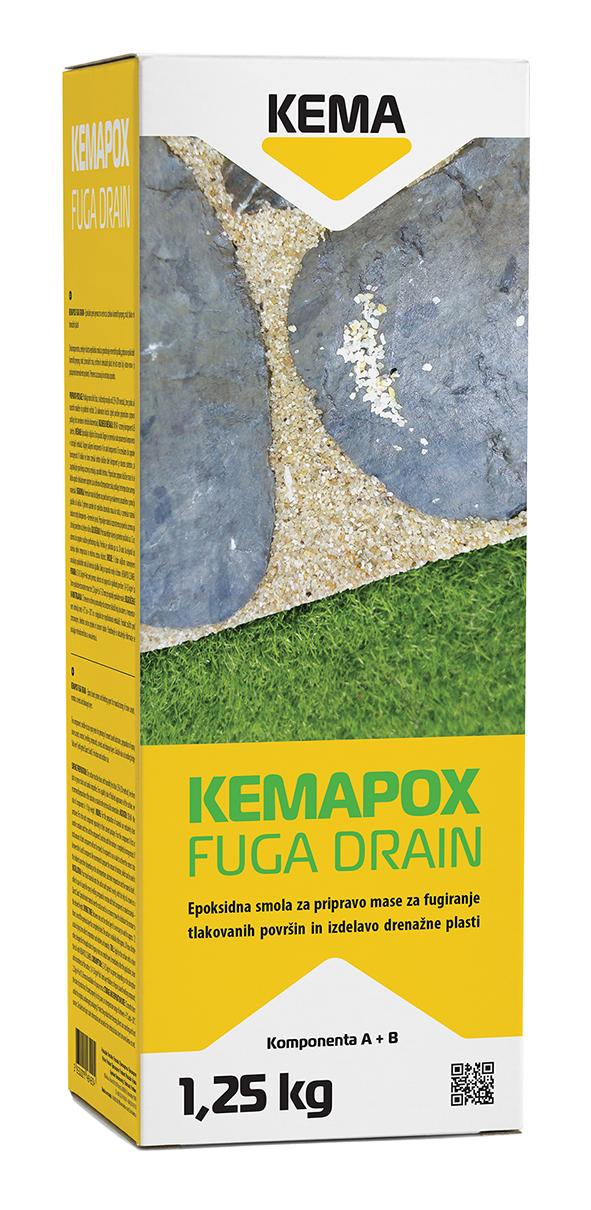 KEMAPOX FUGA/DRAIN